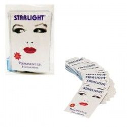 Starlight - Gel crema PERMANENTE (Pack 8 uds) (permanente pestañas)